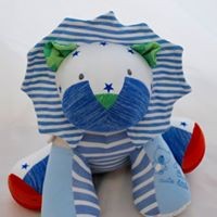Baby clothes Keepsake lion