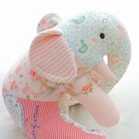 Baby Clothes Keepsake Elephant