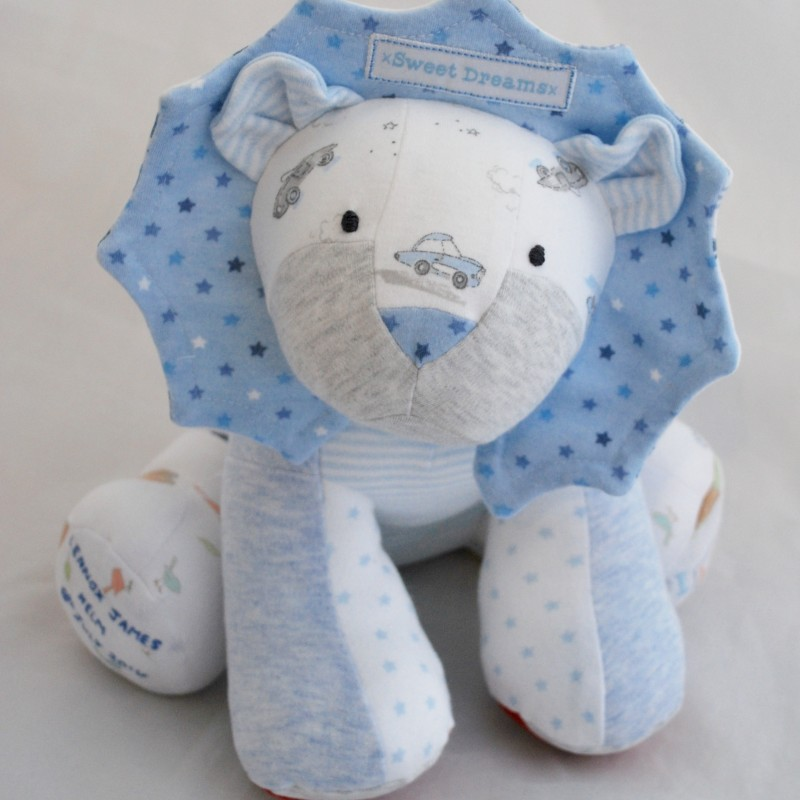 Keepsake Lion Archives - Baby Threads Keepsakes